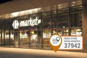 Cefla - Digital Proximity integrato su tutta la rete nazionale Carrefour Market