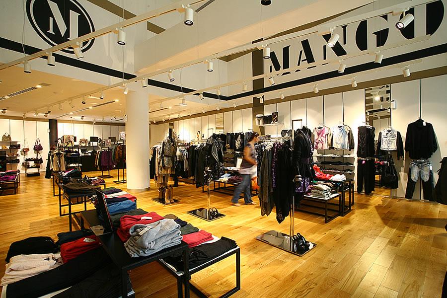 wholesale dealer 9e078 03cf0 Mango apre alla Stazione Termini di Roma - Retail Institute ...