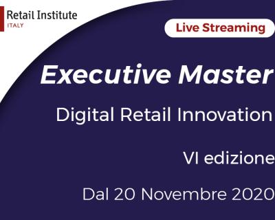 "Executive Master ""Digital Retail Innovation"" – Milano, dal 20/11/2020"