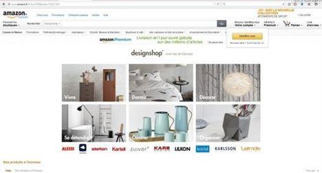 Amazon moda bellezza e ora arredamento retail for Arredamento amazon