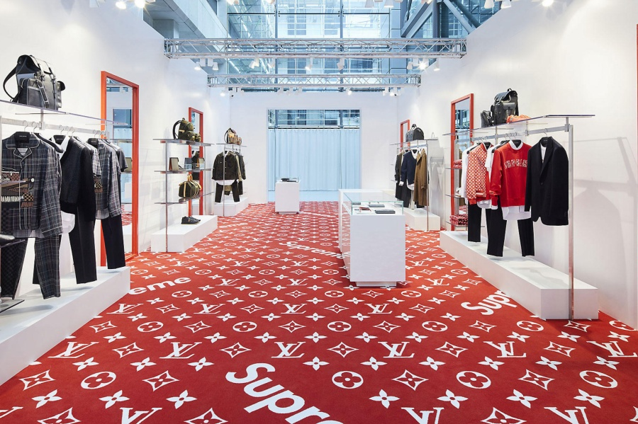 online store bc038 42f2d Supreme della IBF aprirà almeno 70 negozi l'anno prossimo ...